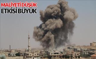 Esed rejimi varil bombasından vazgeçmiyor