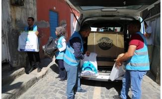 Eyyübiye'den 4 yılda 60 bin aileye yardım
