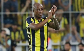 Fenerbahçeli Ayew'den taraftara mesaj var!