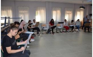 Harran Üniversitesi yılı özel yetenek sınavları başladı