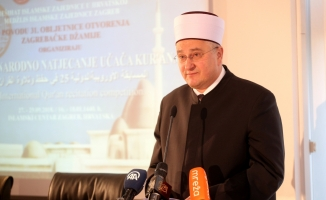 Hırvatistan'da Uluslararası Kuran-ı Kerim Okuma Yarışması