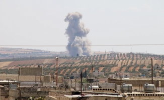 Esed rejimi İdlib'e saldırdı: 5 ölü