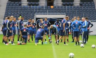 İsveç Milli Takımı'nda Türkiye maçı hazırlıkları