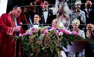 Kılıçdaroğlu'nun oğlu evlendi