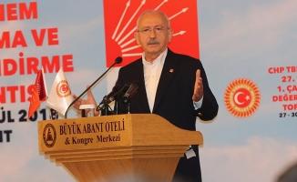 Kılıçdaroğlu'ndan Elazığ depremi için 'geçmiş olsun' mesajı
