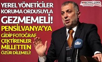 Külünk: Urfa yeni yüz yıla uygun inşa edilmeli!