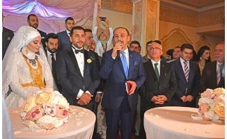 Mehmet Atilla'nın oğlu dünya evine girdi!