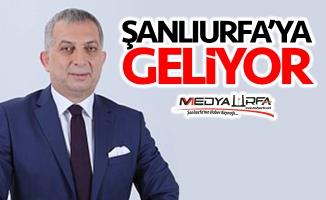 Metin Külünk Şanlıurfa'ya geliyor!