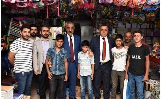 Milletvekili Akay, Başkan Bayık'ı ziyaret etti