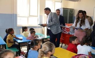 Özyavuz'dan eğitime destek