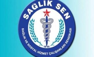 Sağlık-Sen'den Urfa'daki darp olayına kınama