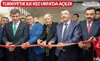 """Şanlıurfa'da Suriyeliler için """"Hukuk Kliniği"""" açıldı"""
