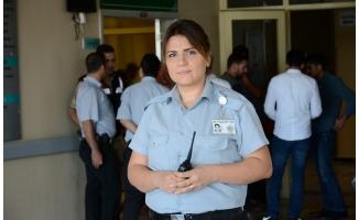 Siverek'te güvenlikçinin dikkati hayat kurtardı