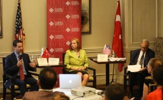 """""""Türkiye-ABD ilişkilerinde sorunların çözümü için hala alan var"""""""