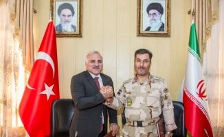 """""""Türkiye-İran hudut güvenliği"""" toplantısı"""