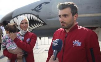 Türkiye uzayda ve havacılıkta hak ettiği yere gelecektir