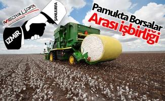 Urfa-İzmir pamukta borsalar arası işbirliği
