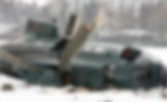 Afganistan'da askeri helikopter düştü: 20 ölü
