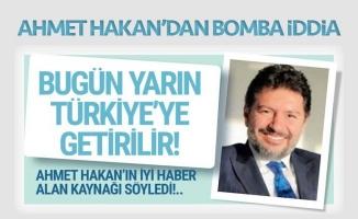 Ahmet Hakan'dan Bomba İddia