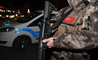 Aranan bin 727 kişi yakalandı
