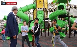 Başkan Demirkol: Yeni Parkları Haliliye'ye Kazandırıyoruz