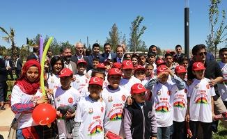 Başkan Çiftçi, Dünya Çocuk Gününü Kutladı