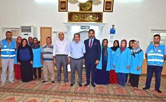 Camiler Ve Din Görevlileri Haftası'nda Camiler Pırıl Pırıl