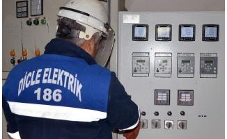 Dicle Elektrik Diyarbakır'da Kışa Hazır
