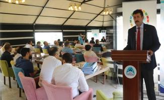 Eyyübiye Uclg-Mewa Çalıştayına Ev Sahipliği Yaptı
