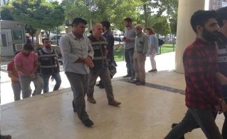 Eyyübiye'deki Silahlı Kavgaya 6 Tutuklama