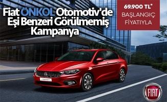Fiat Önkol Otomotiv'de Eşi Benzeri Görülmemiş Kampanya