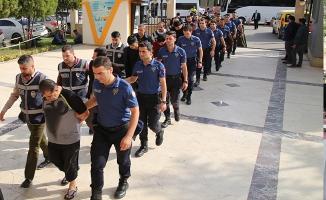 Fuhuş Operasyonu 16 Kişiden 15'i Tutuklandı