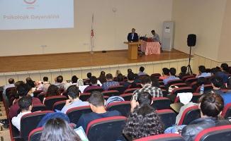 Harran Tıp'ta Psikolojik Dayanıklılık Konferansı