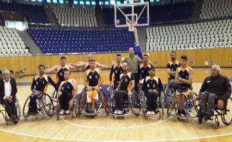 Şanlıurfa BŞB Galatasaray Maçına Hazırlaniyor