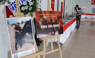 Şanlıurfa'da 150 Terör Şehitlerinin Kıyafetleri Sergilendi