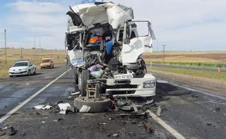 Şanlıurfa'da Trafik Kazası 1 Ölü