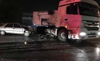 Şanlıurfa'daki Kazada 2 Kişi Hayatını Kaybetti