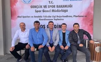 Şanlıurfa Okul Sporlarında Türkiye Birincisi