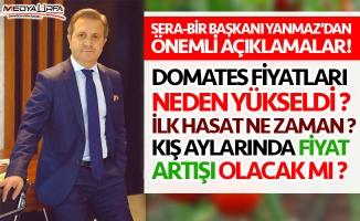 SERA-BİR Başkanı Yanmaz'dan önemli açıklamalar