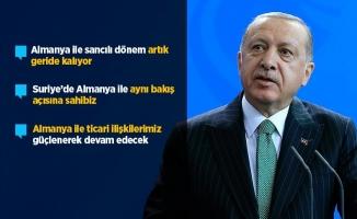 Türk-Alman dostluğumuz daha da perçinlenecek!