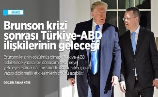 Türkiye-ABD ilişkilerinde Suriye düğümü