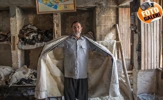 Urfa'nın Son Kürkçüleri Zamana Direniyor