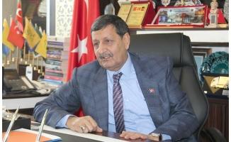 Başkan Özyavuz'dan Mevlit kandili mesajı!