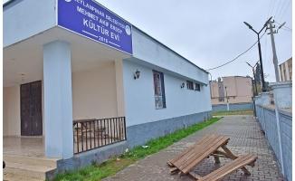 Ceylanpınar'da kültür evi tahrip edildi!