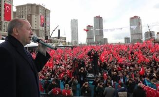 Erdoğan: 31 Mart seçimleri 'Gönül Belediyeciliği'
