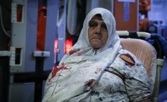 Gasbedemediği Suriyeli kadını bıçakladı