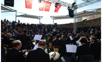 Göbeklitepe'de senfoni konseri