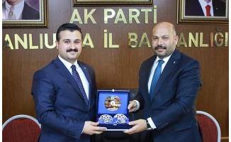 İbrahim Kaymaz AK Parti'den aday adayı oldu!