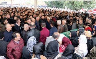 Lastik-İş Genel Başkanı Karacan son yolculuğuna uğurlandı