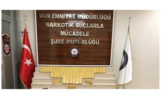 LPG deposunda uyuşturucu bulundu